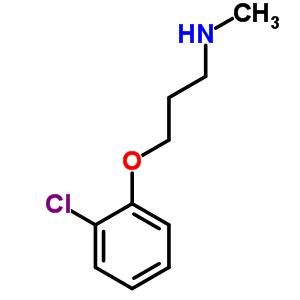 883547-84-0 3-(2-chlorophenoxy)-N-methylpropan-1-amine