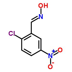 89692-57-9 2-chloro-5-nitrobenzaldehyde oxime