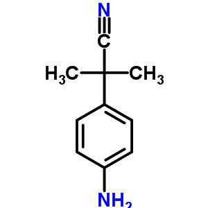 115279-57-7 2-(4-aminophenyl)-2-methylpropanenitrile