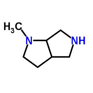 128740-09-0 1-methyloctahydropyrrolo[3,4-b]pyrrole