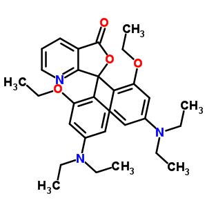 132467-74-4 7,7-bis[4-(diethylamino)-2-ethoxyphenyl]furo[3,4-b]pyridin-5(7H)-one