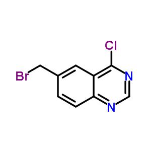 153436-68-1 6-(bromomethyl)-4-chloroquinazoline