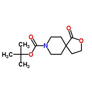 154348-08-0 tert-butyl 1-oxo-2-oxa-8-azaspiro[4.5]decane-8-carboxylate