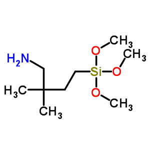 157923-74-5 2,2-dimethyl-4-(trimethoxysilyl)butan-1-amine