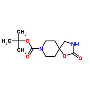 169206-55-7 tert-butyl 2-oxo-1-oxa-3,8-diazaspiro[4.5]decane-8-carboxylate