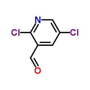 176433-49-1 2,5-dichloropyridine-3-carbaldehyde