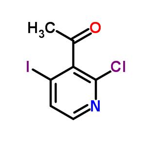 185041-03-6 1-(2-chloro-4-iodopyridin-3-yl)ethanone