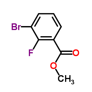 206551-41-9 Methyl 3-bromo-2-fluorobenzoate