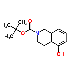 216064-48-1 tert-butyl 5-hydroxy-3,4-dihydroisoquinoline-2(1H)-carboxylate