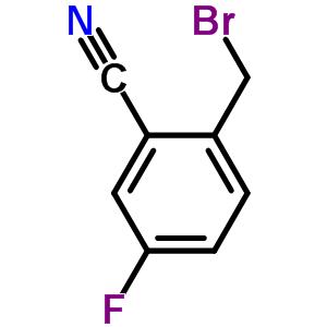 217661-27-3 2-(Bromomethyl)-5-fluorobenzonitrile