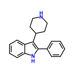 221109-26-8 2-phenyl-3-piperidin-4-yl-1H-indole