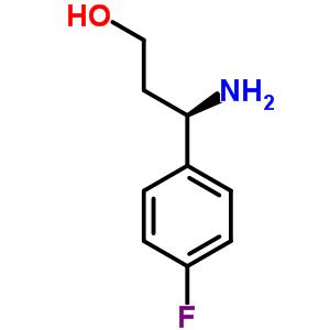 228422-47-7 (3R)-3-Amino-3-(4-fluorophenyl)propan-1-ol