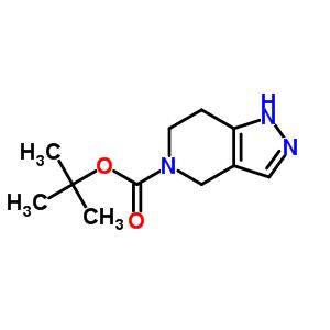 230301-11-8 tert-butyl 1,4,6,7-tetrahydro-5H-pyrazolo[4,3-c]pyridine-5-carboxylate
