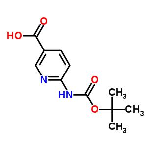 231958-14-8 6-[(tert-butoxycarbonyl)amino]pyridine-3-carboxylic acid