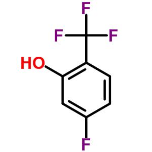243459-91-8 5-Fluoro-2-(trifluoromethyl)phenol