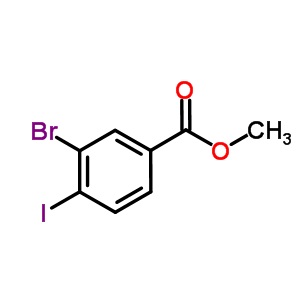 3-溴-4-碘苯甲酸甲酯
