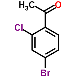 252561-81-2 1-(4-Bromo-2-chlorophenyl)ethanone