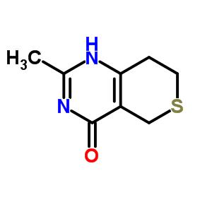 7,8-Dihydro-2-methyl-1H-thiopyrano[4,3-d]pyrimidin-4(5H)-one 284028-90-6