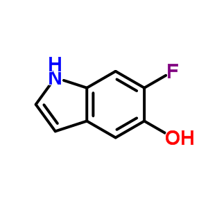 288386-15-2 6-fluoro-1H-indol-5-ol