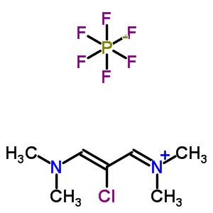 291756-76-8 N-[(2Z)-2-chloro-3-(dimethylamino)prop-2-en-1-ylidene]-N-methylmethanaminium hexafluorophosphate