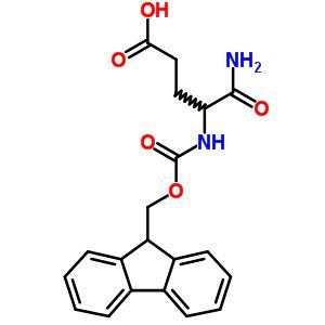 4-{[(9H-fluoren-9-yl)methoxy]carbonylamino}-5-amino-5-oxopentanoic acid 292150-20-0