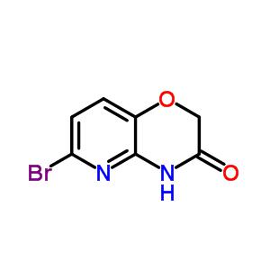 6-Bromo-2H-pyrido[3,2-b][1,4]oxazin-3(4H)-one 337463-88-4