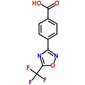 340736-76-7 4-[5-(trifluoromethyl)-1,2,4-oxadiazol-3-yl]benzoic acid