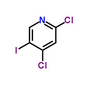 2,4-二氯-5-碘吡啶 343781-49-7