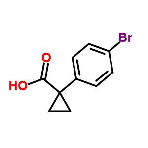 1-(4-溴苯基)环丙甲酸 345965-52-8