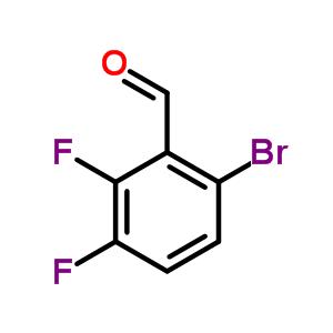 360576-04-1 6-bromo-2,3-difluorobenzaldehyde