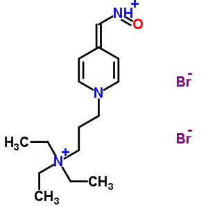 3779-45-1 N,N,N-triethyl-3-{4-[(oxoammonio)methylidene]pyridin-1(4H)-yl}propan-1-aminium