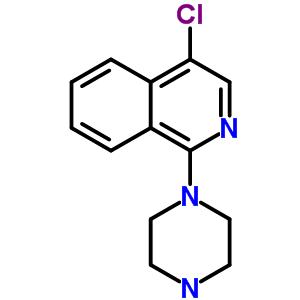 401567-94-0 4-chloro-1-(piperazin-1-yl)isoquinoline