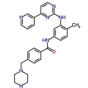 404844-02-6 N-{4-methyl-3-[(4-pyridin-3-ylpyrimidin-2-yl)amino]phenyl}-4-(piperazin-1-ylmethyl)benzamide