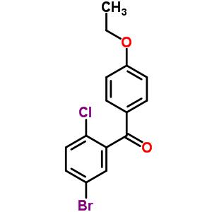 461432-22-4 (5-bromo-2-chlorophenyl)(4-ethoxyphenyl)methanone