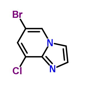 474708-88-8 6-Bromo-8-chloroimidazo[1,2-a]pyridine