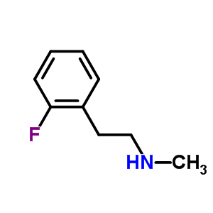 2-氟-N-甲基苯乙胺 485404-58-8