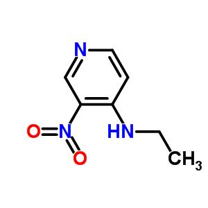 562825-95-0 N-ethyl-3-nitropyridin-4-amine