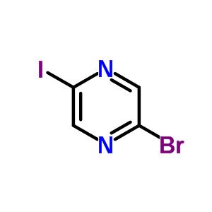622392-04-5 2-Bromo-5-iodopyrazine