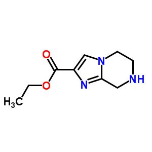 91476-82-3 Ethyl 5,6,7,8-tetrahydroimidazo[1,2-a]pyrazine-2-carboxylate