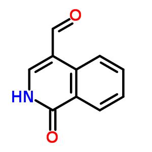 63125-40-6 1-oxo-1,2-dihydroisoquinoline-4-carbaldehyde