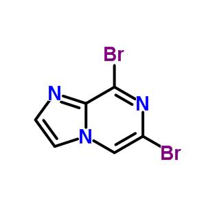 63744-22-9 6,8-dibromoimidazo[1,2-a]pyrazine