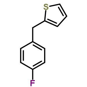 63877-96-3 2-(4-fluorobenzyl)thiophene