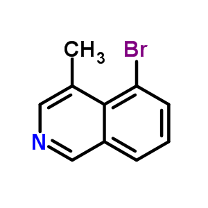 651310-24-6 5-bromo-4-methylisoquinoline