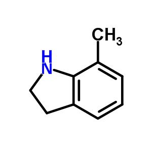 65673-86-1 7-methyl-2,3-dihydro-1H-indole