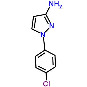 66000-39-3 1-(4-chlorophenyl)-1H-pyrazol-3-amine