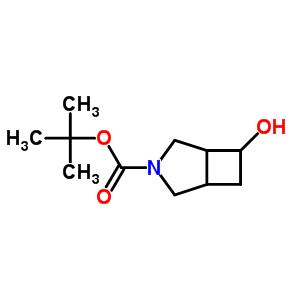 663172-78-9 tert-butyl 6-hydroxy-3-azabicyclo[3.2.0]heptane-3-carboxylate