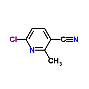 66909-36-2 6-chloro-2-methylpyridine-3-carbonitrile