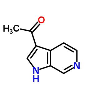 67058-71-3 1-(1H-pyrrolo[2,3-c]pyridin-3-yl)ethanone