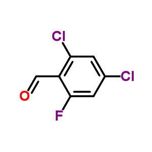681435-09-6 2,4-dichloro-6-fluorobenzaldehyde