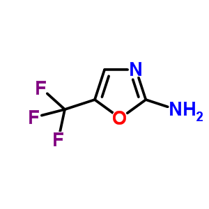 714972-00-6 5-(trifluoromethyl)-1,3-oxazol-2-amine
